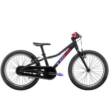 Trek Trek Precaliber 20 Freewheel (2022) Voodoo Black/Pink/Purple