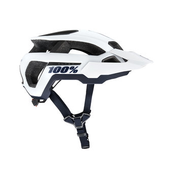 100% 100% ALTEC Helmet White