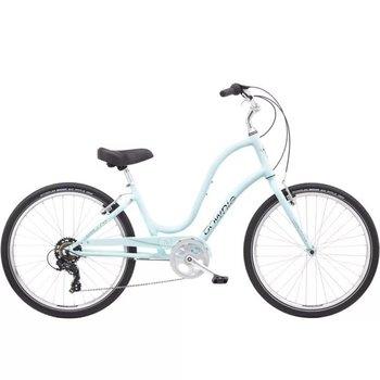 Electra Townie Original 7D Ladies' (2021) Arctic Blue
