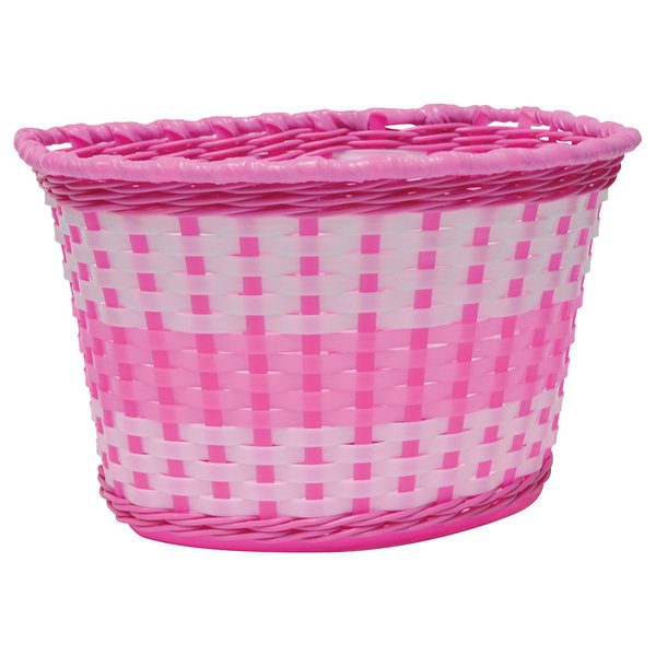 Oxford Products Oxford Products Junior Woven Basket - Pink