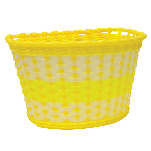 Oxford Products Oxford Products Junior Woven Basket - Yellow