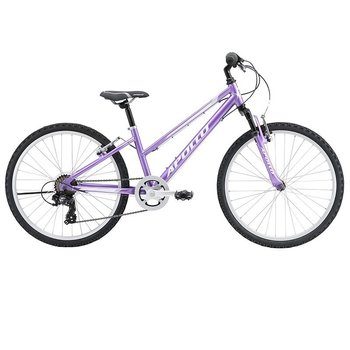 "Apollo Apollo Paris 24"" (2021) Gloss Lavender/White"