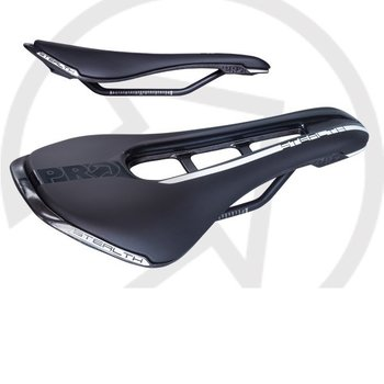 PRO PRO SADDLE - STEALTH BLACK 142mm