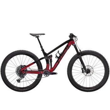 Trek Trek Fuel EX 9.8 GX (2021) Raw Carbon/Rage Red