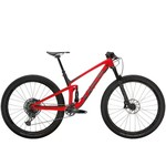 Trek Trek Top Fuel 9.8 GX (2021) Gloss Red/Matte Carbon Smoke