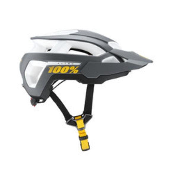 100% 100% ALTEC Helmet Charcoal