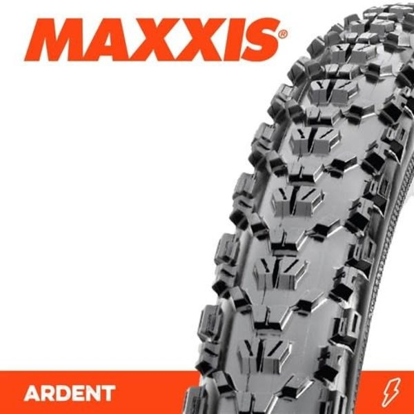 Maxxis Maxxis Tyre Ardent Black 27.5 x 2.25 WIRE