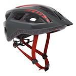 Scott Scott Supra Helmet Grey/Red Fade