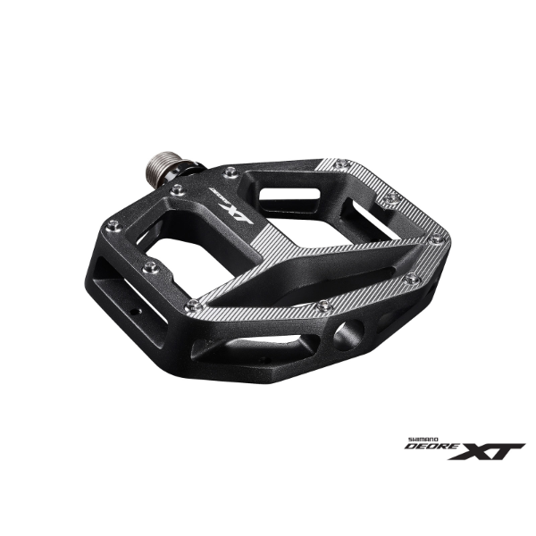 Shimano SHIMANO PEDALS PD-M8140 FLAT PLATFORM DEORE XT TRAIL for size 36-43