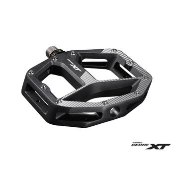 Shimano SHIMANO PEDALS PD-M8140 FLAT PLATFORM DEORE XT TRAIL for size 43-48