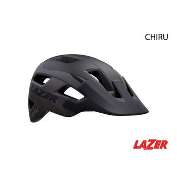 Lazer LAZER HELMET - CHIRU - MATTE BLACK GREY