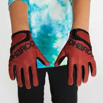 DHaRCO DHaRCO Youth Gloves Clay