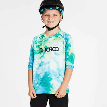 DHaRCO DHaRCO Youth 3/4 Sleeve Jersey Tie Dye