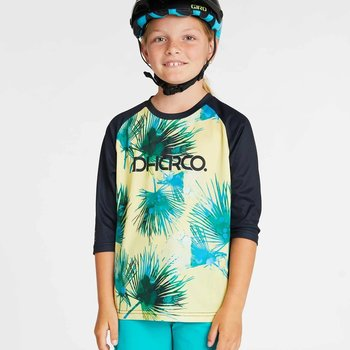 DHaRCO DHaRCO Youth 3/4 Sleeve Jersey Pineapple Express