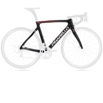 Pinarello Pinarello Gan w/105 R7000 and WH-RS100 Carbon Red (251)