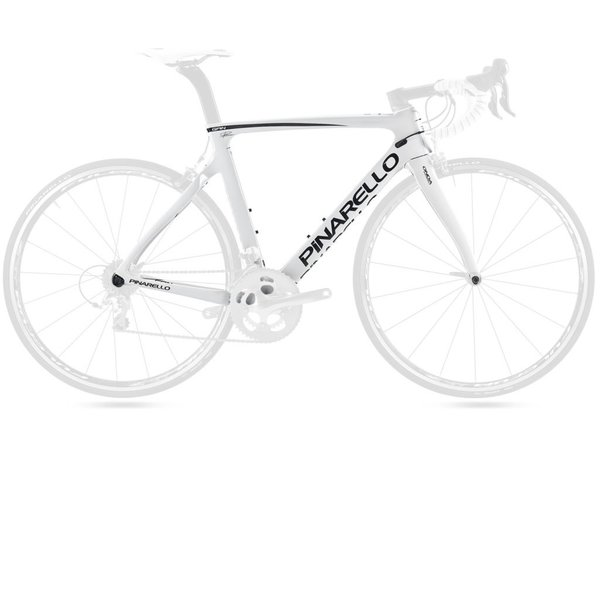 Pinarello Pinarello Gan w/105 R7000 and WH-RS100 White (253)