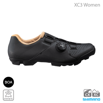 Shimano SHIMANO SH-XC300 WOMEN'S MTB SHOES BLACK