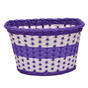 Oxford Products Oxford Products Junior Woven Basket - Lilac