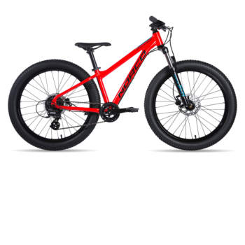 """Norco Norco Fluid HT+ 4.3 (2021) Red 24"""""""