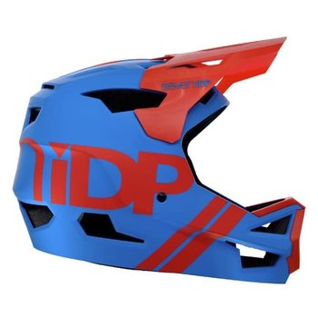7 Protection (7iDP) 7 Protection (7iDP) Project 23 ABS Helmet Electric Blue Thruster Red
