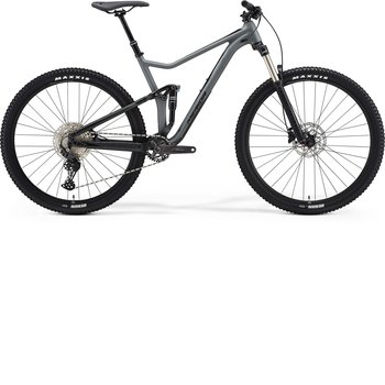 Merida ONE-TWENTY 400 (2021) Matt Grey/Glossy Black