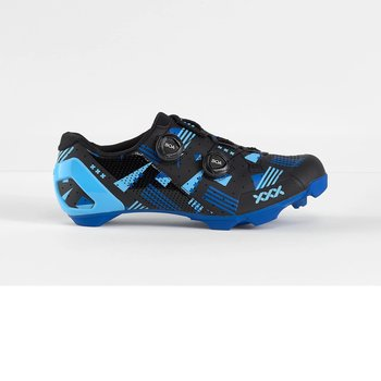 Bontrager Bontrager XXX LTD Mountain Bike Shoes Trek Black/Royal