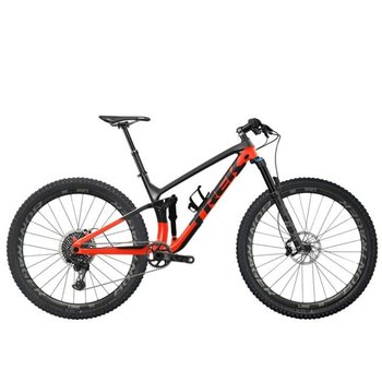 Trek Trek Fuel EX 7 NX (2021) Trek Black/Radioactive Red
