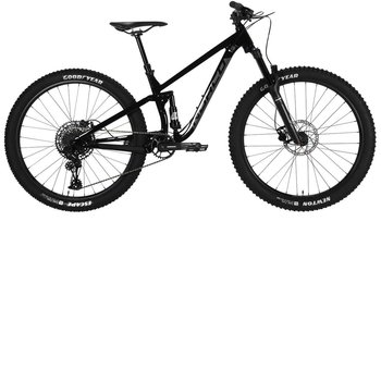 Norco Norco Fluid FS 3 (2021) Black/Charcoal