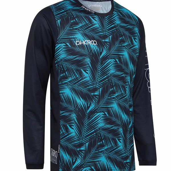 DHaRCO DHaRCO Mens Gravity Jersey Ice Palm