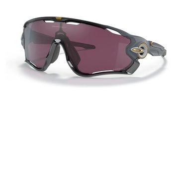 Oakley Oakley Jawbreaker Matte Black Dark Grey Fade Prizm Road Black