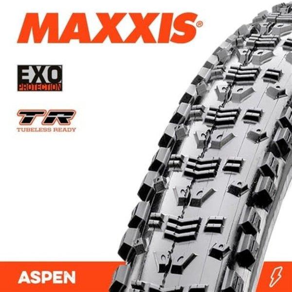 Maxxis Maxxis Tyre Aspen EXO/TR Black 29 x 2.25