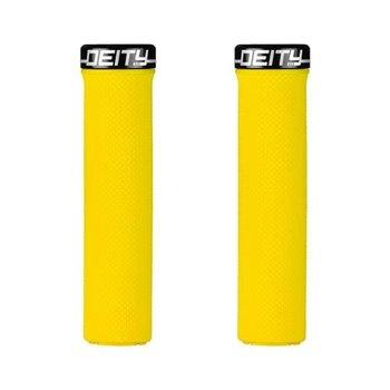 DEITY DEITY Grips Waypoint Lock-On Yellow