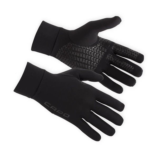 Capo Capo Thermo Roubaix LF Gloves Black