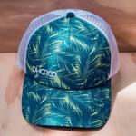 DHaRCO DHaRCO Curved Peak Trucker Hat Panama