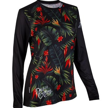 DHaRCO DHaRCO Womens Gravity Jersey Tropical DH