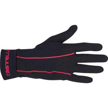 Castelli Castelli LINER GLOVES Black/Red