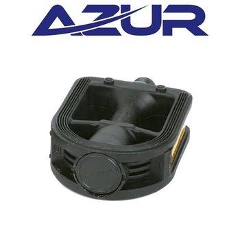 """Azur Pedals - Junior Black - 9/16"""""""