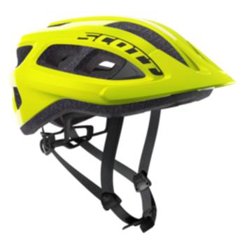 Scott Scott Supra Helmet Yellow Fluorescent