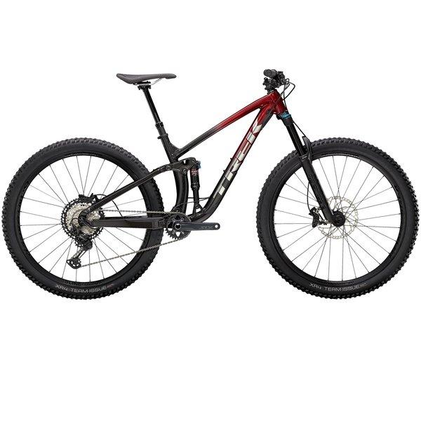 Trek Trek Fuel EX 8 (2022) Rage Red to Dnister Black Fade