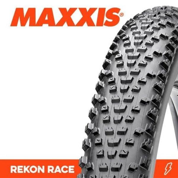 Maxxis Maxxis Tyre Rekon Race Black 29 x 2.25 WIRE