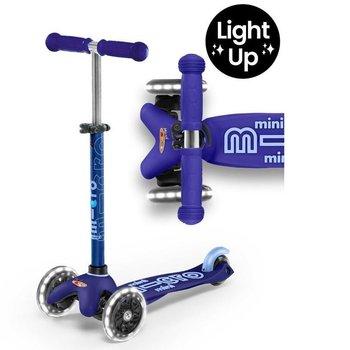 Micro Mini Micro Deluxe LED Scooter Blue