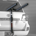 JetBlack 4-Bike JetRack Towball Mounted Bike Carrier (includes Bungee Pack)