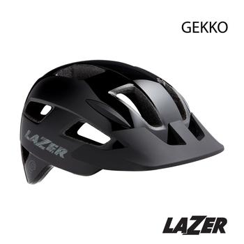 Lazer LAZER HELMET - GEKKO - BLACK KIDS UNISIZE (50-56cm)