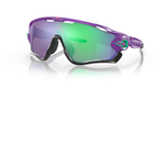 Oakley Oakley Jawbreaker Matte Electric Purple Prizm Jade