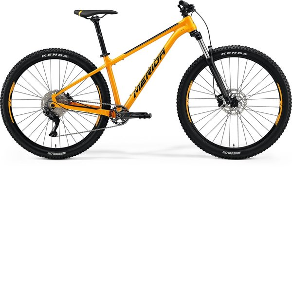 Merida BIG.TRAIL 200 (2021) Orange (Black)
