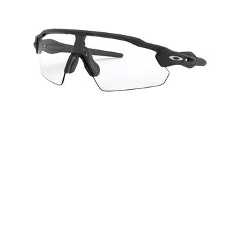 Oakley Oakley Radar EV Pitch Matte Black Clear To Black Iridium Photochromic