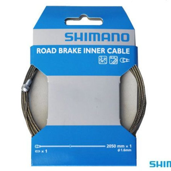 Shimano BRAKE CABLE - ROAD STAINLESS