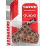 SRAM Disc Brake Pads Guide Metal Sintered
