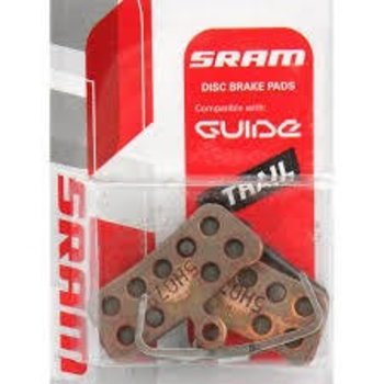 SRAM SRAM Disc Brake Pads Guide Metal Sintered