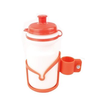 REX REX Kids Bottle & Cage Red